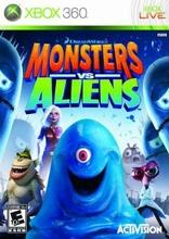 Monsters vs. Aliens for Xbox 360 last updated Jan 21, 2009