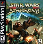 Star Wars: Episode 1 - Jedi Power Battles PSX