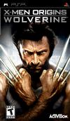 X-Men Origins: Wolverine PSP