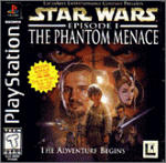 Star Wars: Episode 1 - The Phantom Menace PSX