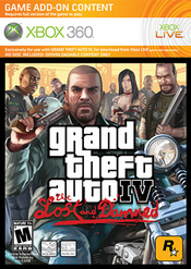 Grand Theft Auto IV: The Lost and Damned Xbox 360