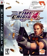 Time Crisis 4 for PlayStation 3 last updated Dec 18, 2009