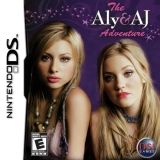 Aly and AJ Adventure DS