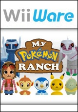 Pokemon Ranch for Wii last updated Sep 07, 2009