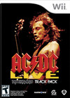 AC/DC Live: Rock Band Track Pack Wii