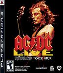 AC/DC Live: Rock Band Track Pack PS3