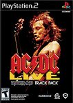 AC/DC Live: Rock Band Track Pack PS2