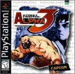 Street Fighter Alpha 3 PSX