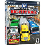 18 Wheels of Steel: Big City Rigs PC
