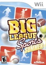 Big League Sports: Summer Sports Wii