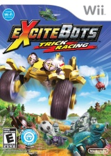 Excitebots: Trick Racing Wii