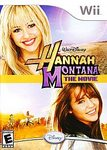 Hannah Montana: The Movie Wii