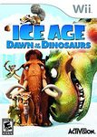 Ice Age: Dawn of the Dinosaurs Wii