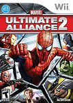 Marvel: Ultimate Alliance 2 Wii
