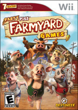 Party Pigs: Farmyard Games Wii