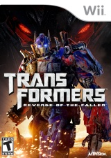 Transformers: Revenge of the Fallen for Wii last updated Aug 17, 2009
