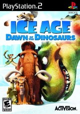 Ice Age: Dawn of the Dinosaurs PS2