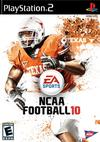 NCAA Football 10 PS2