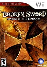 Broken Sword: Shadow of the Templars Wii