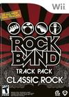 Rock Band Track Pack: Classic Rock Wii