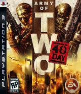 Army of Two: The 40th Day for PlayStation 3 last updated Jul 01, 2013