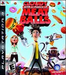 Cloudy with a Chance of Meatballs PS3