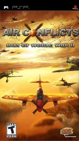 Air Conflicts: Aces of World War II PSP