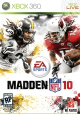 Madden NFL 10 for Xbox 360 last updated Jul 03, 2013