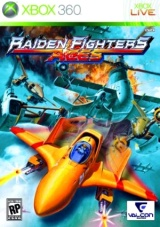 Raiden Fighter Aces Xbox 360