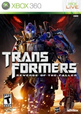 Transformers: Revenge of the Fallen for Xbox 360 last updated Dec 18, 2009