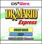 Dr. Mario Express DS