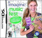 Imagine: Music Fest DS