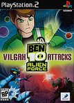 Ben 10 Alien Force Vilgax Attacks PS2