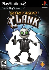 Secret Agent Clank PS2