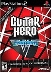 Guitar Hero: Van Halen PS2