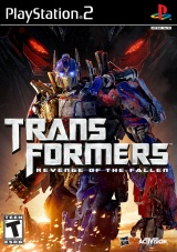 Transformers: Revenge of the Fallen PS2