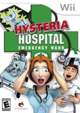 Hysteria Hospital: Emergency Ward Wii