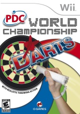 PDC World Championship Darts Wii