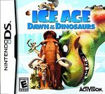 Ice Age: Dawn of the Dinosaurs DS