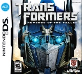 Transformers: Revenge of the Fallen - Autobots DS