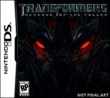 Transformers: Revenge of the Fallen - Decepticon DS