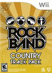 Rock Band Country Track Pack Wii