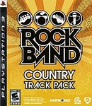 Rock Band Country Track Pack for PlayStation 3 last updated Jul 31, 2009