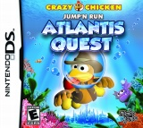 Crazy Chicken Jump 'N Run: Atlantis Quest DS