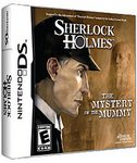 Sherlock Holmes: Mystery of the Mummy DS