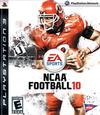 NCAA Football 10 for PlayStation 3 last updated Dec 14, 2009