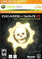 Gears of War 2: All Fronts Collection Xbox 360