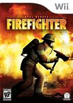 Real Heroes: Firefighter Wii