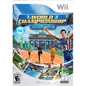 World Championship Athletics Wii