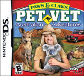 Paws & Claws Pet Vet: Australian Adventure DS